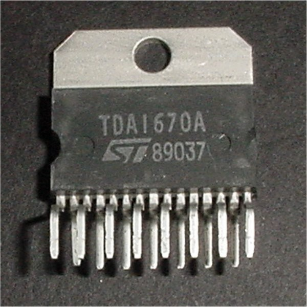 TDA1670A