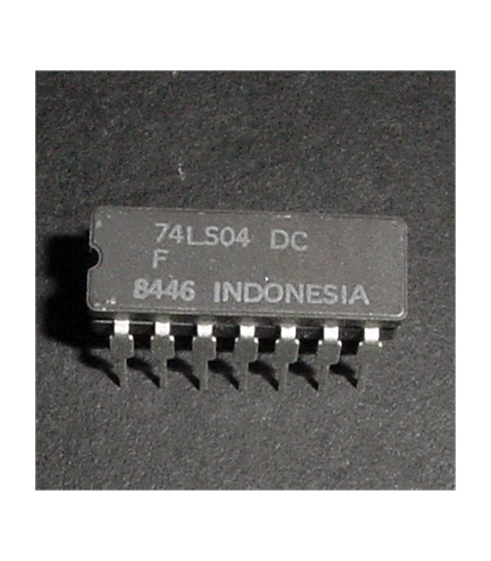 74LS04DC