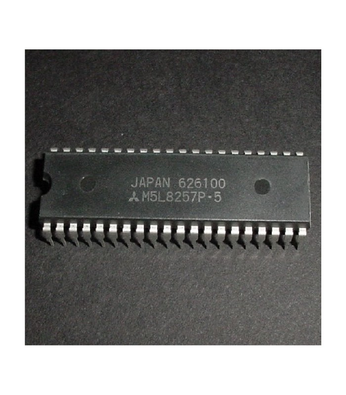 8257 DMA Controller