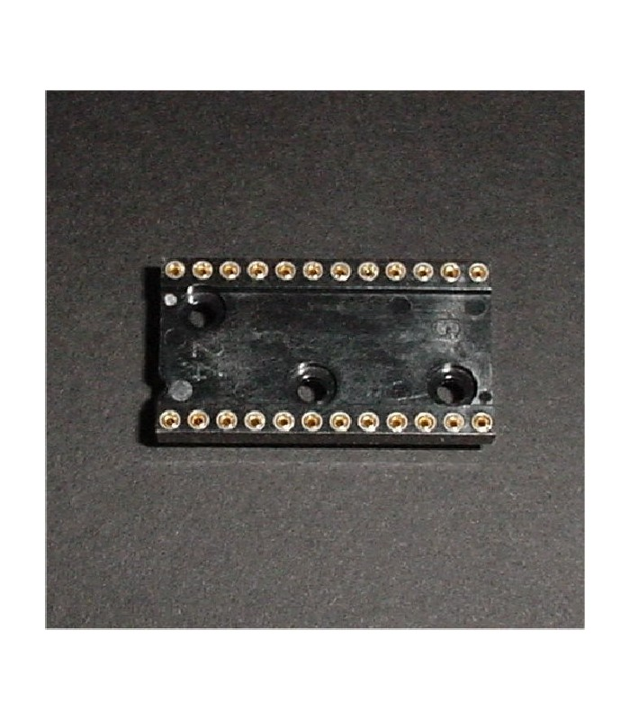 24 Position Machine pin socket
