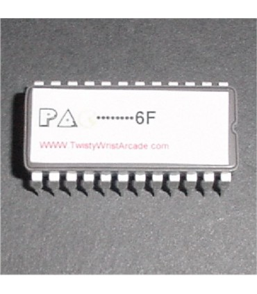 Pacman standard speed 6F Rom