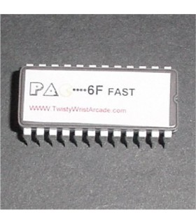 Pacman 6F Speedup Rom