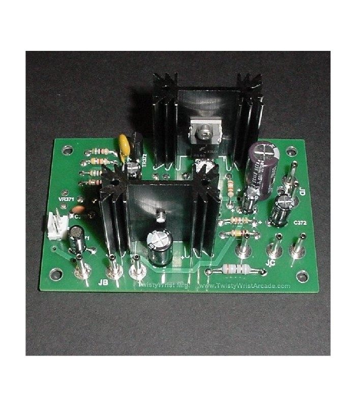 Nintendo Audio Amplifier