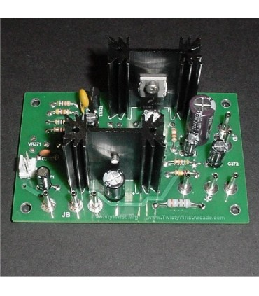 Nintendo Audio Amplifier