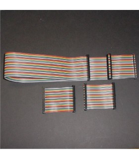 Taito Qix Ribbon Cable set