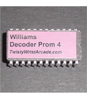 Williams Decoder Prom 4