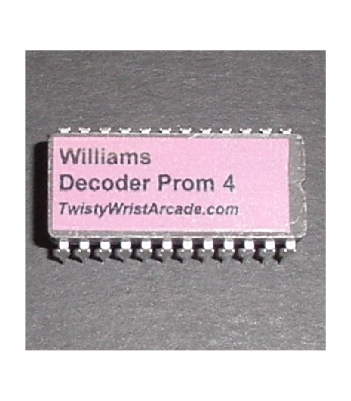 Williams Decoder Prom 4