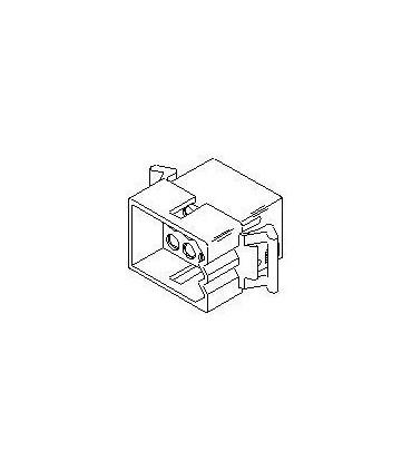 Connector Plug 12pos .093