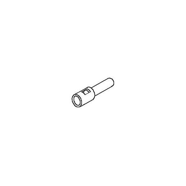 Connector Plug 1pos .093