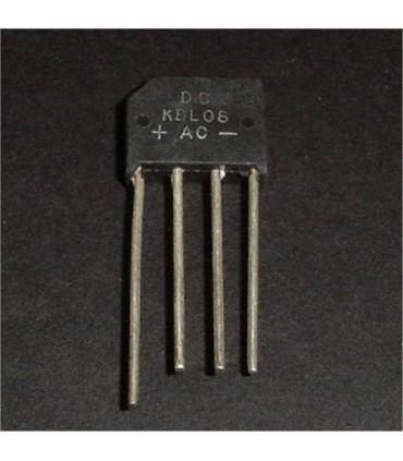 KBL08 Bridge Rectifier, 4a 800v