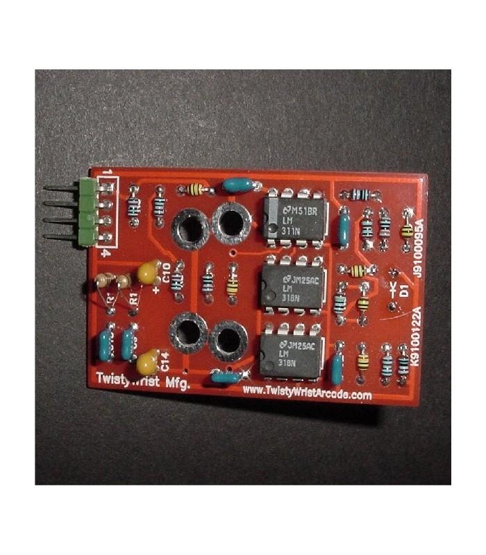 Operation Wolf Gun Sensor PCB