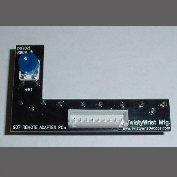 GO7 Remote Pot Kit