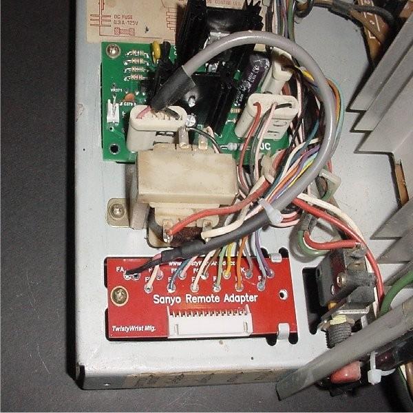Sanyo 20EZ Remote Pot Kit