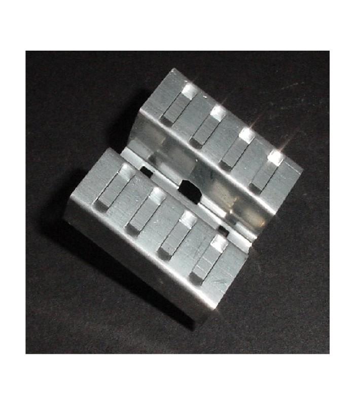Midway sound amp heat sink