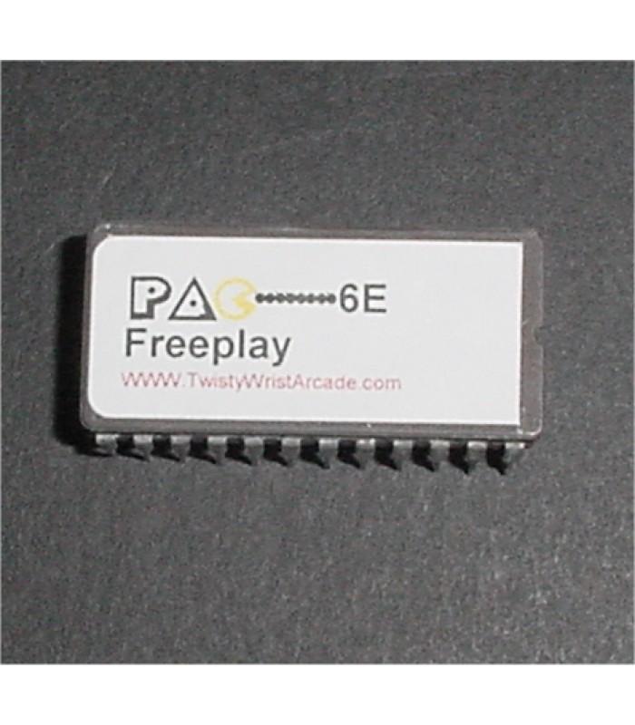 Pacman / MsPac Freeplay 6E rom