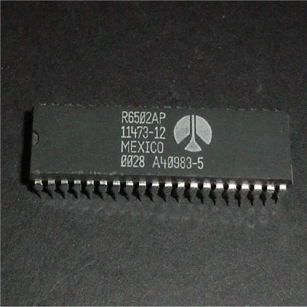 6502A MPU
