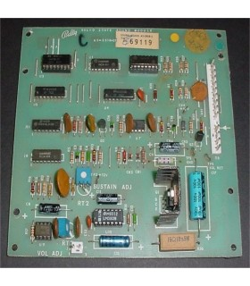 Bally -32 Sound Board