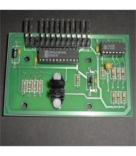 Reproduction Tron Optical Encoder PCB