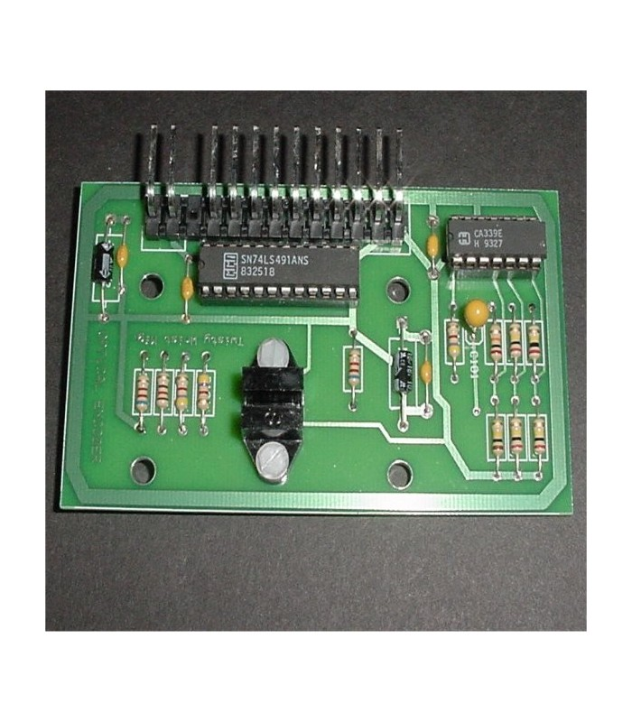 Reproduction Tron Optical Encoder PCB