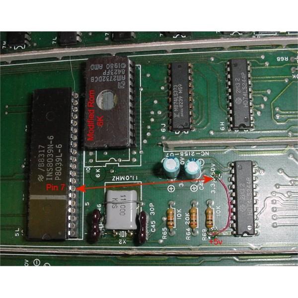 8039 8-bit MPU