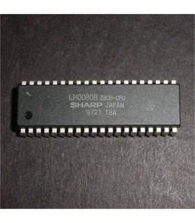 Z80B CPU 6mhz