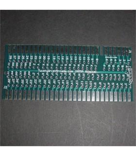 DIY Jamma adapter PCB
