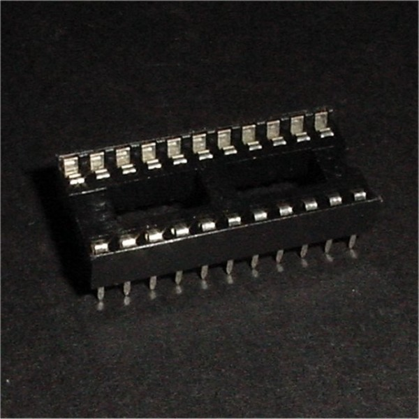 "22 Pin .4"" Socket"