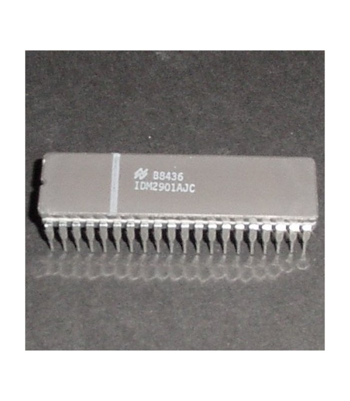 IDM2901 BitSlice 4-Bit MPU