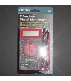 Seven Function Digital Multimeter