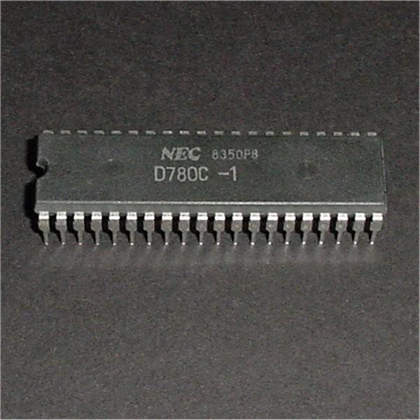 Z80A CPU