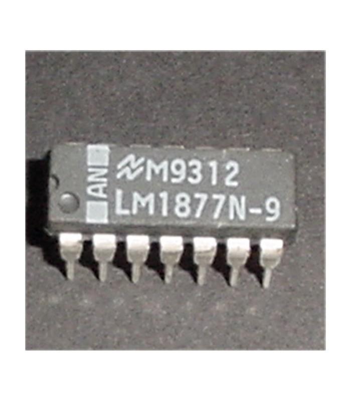 LM1877 Sound Amp