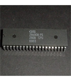 Z80B CPU 6mhz (refurb)