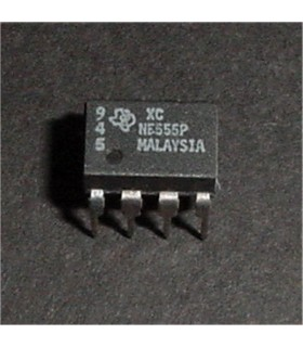 LM555 Timer IC