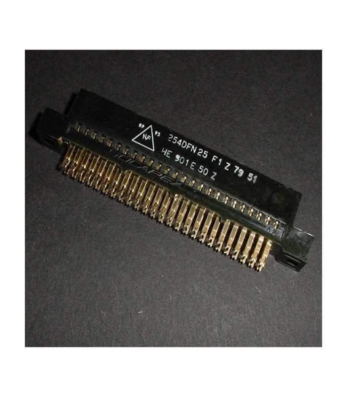 50 Pin SEC .100 pitch edge connector