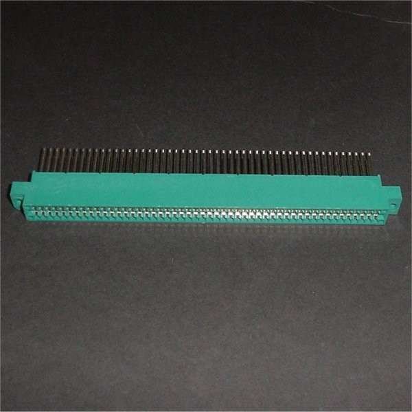 100 pin Solder Tail edge connector