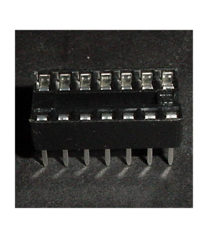 "14 Pin .3"" Socket"
