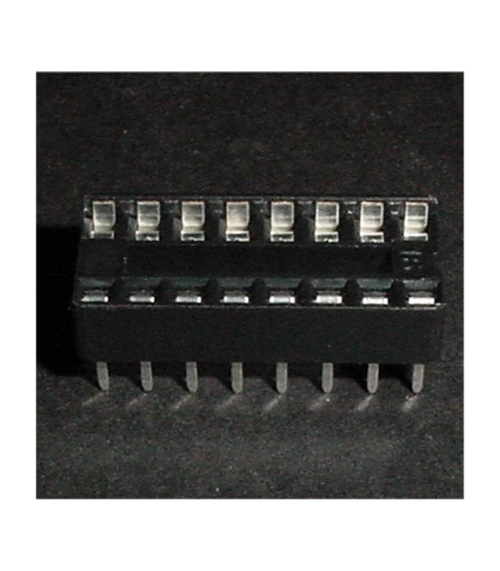"16 Pin .3"" Socket"
