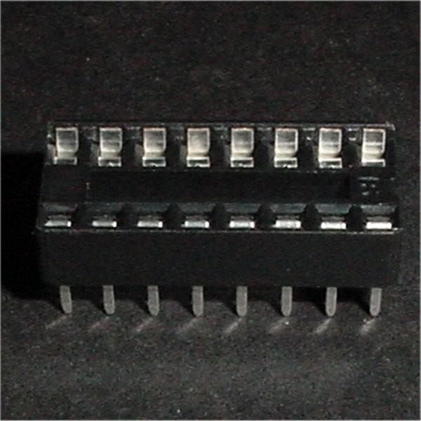 "16 Pin .3"" Socket"
