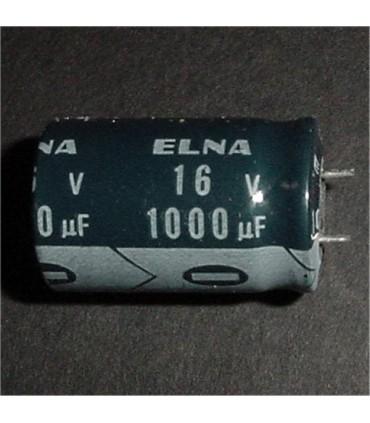 1000 UF 16V Radial