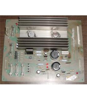 QBert Power Supply Board, Rebuilt