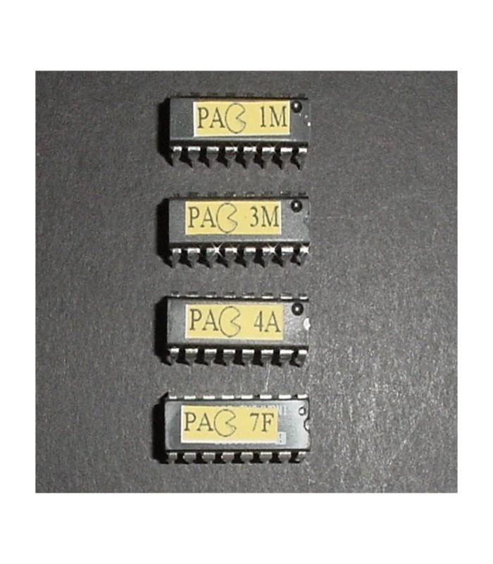 Pac / MsPac 4pc Prom set