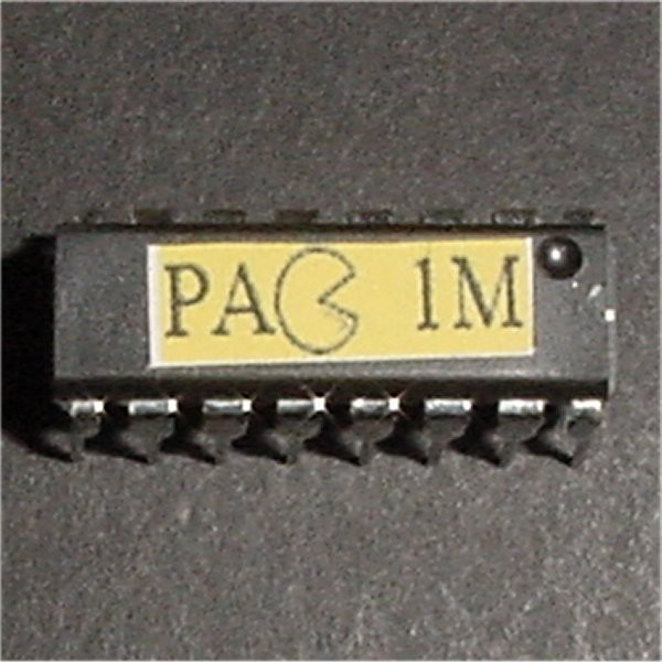 Pac / MsPac 1M Sound Prom