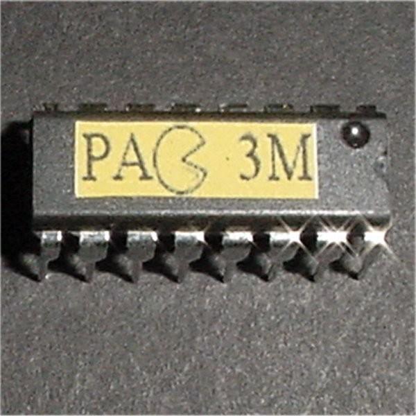 Pac / MsPac 3M Sound Prom