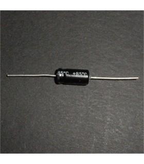 10uf 16 volt axial capacitor