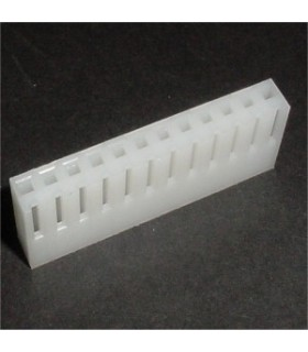 CONNECTOR HOUSING 11 POS .156